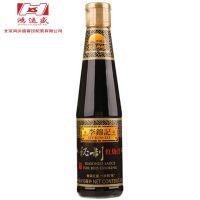 李锦记秘制红烧汁410ml 经典红烧酱调味料 上色型酱油老抽