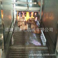 供应肉类液化气烧毛机 猪蹄猪头猪皮自动燎毛设备 康汇机械定做设备