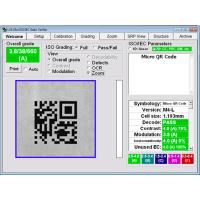 Microscan迈思肯LVS9580一二维条码检测仪工业DPM金属条码等级离线项目测试