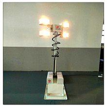 自动升降照明灯 2x150W强光泛光灯 车载移动照明设备厂家