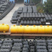 供应40立方卧式消防蓄水池PE管材