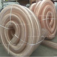内夹钢丝PU管SINHON行业品牌钢丝伸缩吸尘管