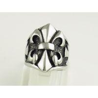 订制仿真钻石女戒指欧美情侣结婚银镀金首饰 钛磁能脚镯加工生产