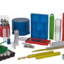 BECKETT贝可特 数控刀具铣刀盒 五金工具包装盒 刀杆盒