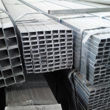 江苏无锡常年供应20#镀锌方管,16mn镀锌方管,Q345B镀锌方管,无缝方管热镀锌加工