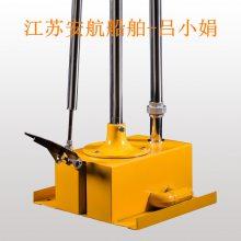 厂家定制小踏板立式洗眼器,BH32-5012A博化牌 防冻