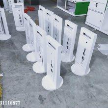 遂宁 智能锁展台 科密 智能锁展示柜厂家实体拍摄图片