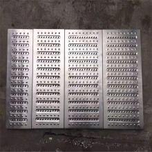 迅鹰 学校食堂防鼠沟盖板A不锈钢地地沟盖板A吴忠市304厨房沟盖板