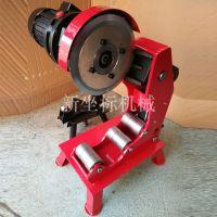 振鹏219电动切管机 无缝钢管切管机 新款消防三件套