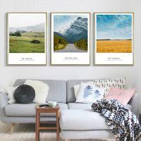 客厅装饰画北欧风格挂画沙发背景墙画三联画现代简约时尚大气壁画