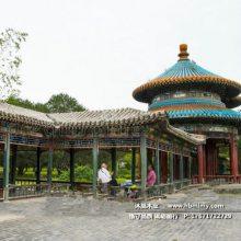 水上公园长廊湖北杜鹃长廊上海城市长廊沐岚木业