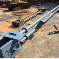 粉料管链提升机 拐弯式管链输送机