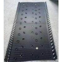 圆形逆流式冷却塔填料 PP\PVC两种材质 圆形PP耐高温填料 品牌华庆