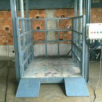 AG二八杠  链条式升降机 周口简易升降机 施工电梯 杂物货梯 大吨位电动货梯 按需定制