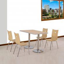 重庆哪里有卖食堂餐桌椅/快餐桌椅批发