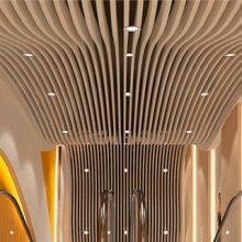 芜湖造型方通吊顶上门服务 值得信赖 蚌埠经济开发区三维扣板广告材料供应