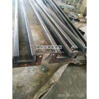 江苏导轨升降机堆高车叉车门架等一级C型钢导轨
