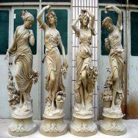 博物馆场景模型雕塑展馆设计制作玻璃钢人物雕塑 场景雕塑
