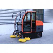 荣诺/RONGNUO全封闭驾驶式扫地车物业小区用扫地机
