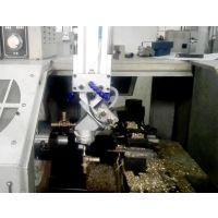 铜质管件流体阀门配件加工车床机械手/一拖三多联机桁架机械手-车床上下料机械手