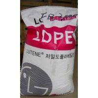 HDPE 韩国 LG Lutene BE0400