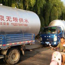 襄阳除铁锰供水设备 无塔供水压力罐 保护装置