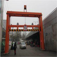 安庆限高杆厂家 智能限高杆 公路可升降限高架 升降龙门架 厂家直销