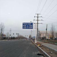 兴安盟信号灯杆-信号灯杆生产厂-绿时代光电(推荐商家)
