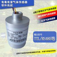 博云创大气二氧化硫/臭氧/二氧化氮/一氧化碳等气体传感器