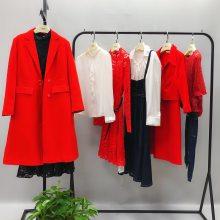 一线品牌女装2019新款蜂后国际时尚女装一手货源进货渠道