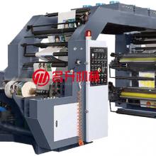 卷筒柔版高速印刷机SJ-600-温州名升