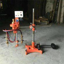 小型600型火焰等离子切割机 同心圆双头钢板割圆机