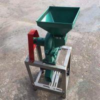 齿槽式磨面机 小麦去皮打面机 圣鲁牌多功能磨糊机