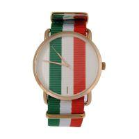 SPIKE手表工厂推出新款时尚金属壳镂空编织带礼品手表
