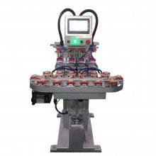 昌浩厂家直销全自动四色转盘移印机 高速移印机 P4/C移印机