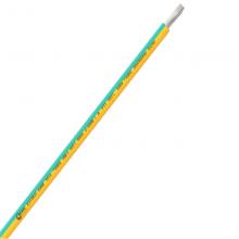 易初厂家直供UL1015 5AWG 美标黄绿接地线E312831