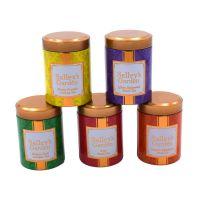 东莞铁罐厂家 小罐茶精美铁盒包装 马口铁印刷铁罐批发 食品级金属包装罐