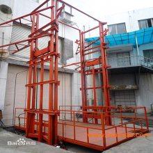厦门市导轨升降货梯 恒久机械定做导轨式升降机 轨道式升降货梯