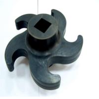 寒亭区工业专用耐酸碱硅胶制品/橡胶异形件/现货