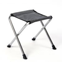 【厂家直销】不锈钢简易黑四脚折叠马凳 规格32*33*28
