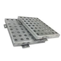 冲孔铝单板厂家直销幕墙造型铝单板外墙专用工程材料规格定制