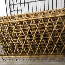 仿竹高档围栏 不锈钢仿竹节护栏 高档绿化带围栏