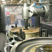 西班牙尼古拉斯克雷亚NORMA L床身式五轴加工中心机