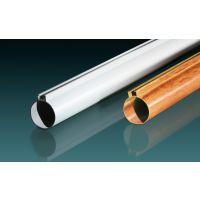 立广品牌 圆管铝方通 铝圆管天花吊顶 规格好商量可定制
