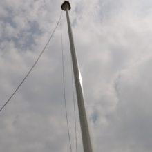12V公园路灯 武安庭院灯厂家 LED太阳能庭院灯批发 光谷20W金豆
