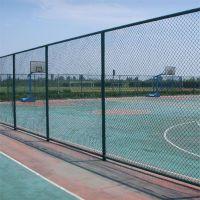 标准篮球场围网 篮球场围网高度 江西pvc勾花网