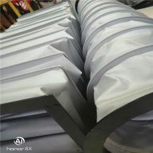 厂家定制 耐高温风机软连接 伸缩式硅钛合金软接头 柔性耐高温防火