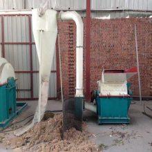 直销富德锯末粉碎机 树枝树干木材粉碎机 多功能树枝木屑机