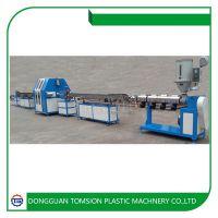 拓森TS-65洒水管挤出生产线 PVC包纱管挤出机 工业管押出机 编织管押出机器