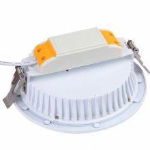 高品质嵌入式六寸LED工程筒灯厂家质保五年